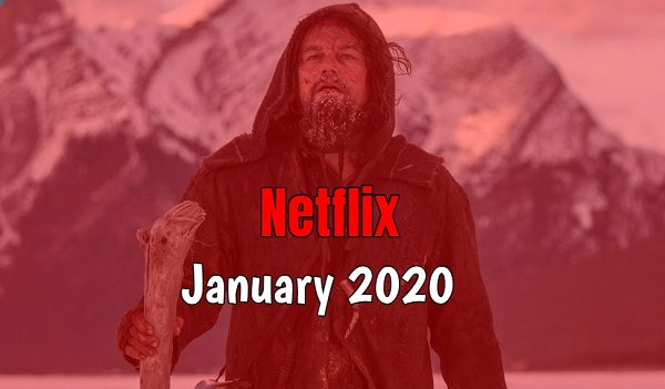 Movies are Coming to Netflix in January 2020