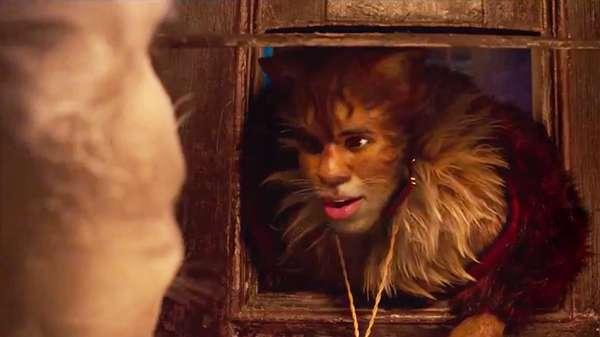 Jason Derulo joins Taylor Swift in Cats movie